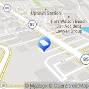 Map Two Men and a Truck Fort Walton Beach, United States