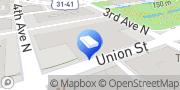 Map Total Locksmiths Nashville, United States