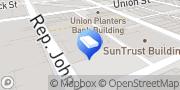 Map Larkins Investigations Nashville, United States
