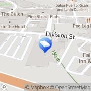 Map A+ Storage Nashville, United States