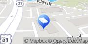 Map City Electric Supply Birmingham South Pelham, United States