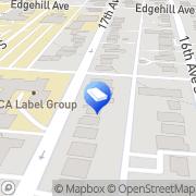 Map Nashville Home Gurus Nashville, United States