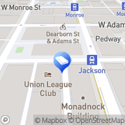 Map Allison Williams Photography Chicago, United States
