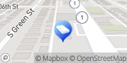 Map Four  Seasons Dry Clean ( South) Chicago, United States