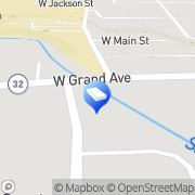 Map Eernisse Funeral Homes & Cremation Services Port Washington, United States