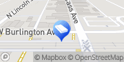 Map Westmont Dumpster Rental Group Westmont, United States