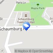 Map Elite Lock & Key Inc Schaumburg, United States