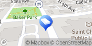 Map  Dumpster Rental Pros of St. Charles Saint Charles, United States