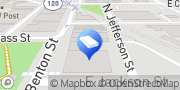 Map Louise Berger REMAX Plaza Woodstock, United States