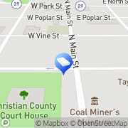 Map BLH- Taylorville Taylorville, United States