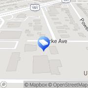 Map Evenaire Co Madison, United States