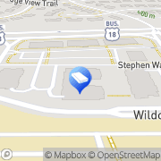 Map The West End Apartments Verona, United States