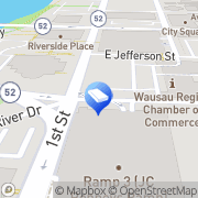 Map Grischke Law LLSC Wausau, United States