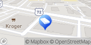 Map FedEx Office Print & Ship Center Memphis, United States