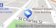 Map Burger Law Saint Louis, United States