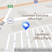 Map iRoof Saint Louis, United States