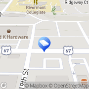 Map Merry Maids Bettendorf, United States