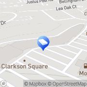 Map H&R Block Chesterfield, United States