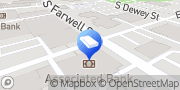 Map Red Star Services Eau Claire, United States
