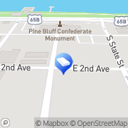 Map Pine Bluff 24/7 Phone + Internet Activations Pine Bluff, United States