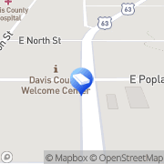 Map Danny's Diggin' N Dozin Bloomfield, United States