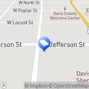 Map J Custom Siding of Bloomfield, IA Bloomfield, United States