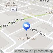 Map Twin City Bail Bonds LLC Minneapolis, United States