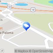 Map A Perfect Choice Carpet & Furniture Care, Inc. Anoka, United States