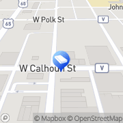 Map Day and Night Plumbing LLC Chillicothe, United States