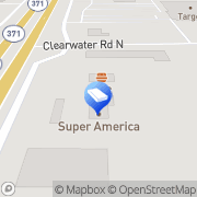 Map Central Lakes Property Services Baxter, United States