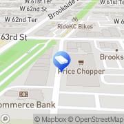 Map The Thomson Tax Group Kansas City, United States