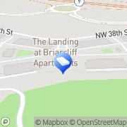 Map The Landing at Briarcliff Apartments Kansas City, United States