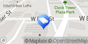 Map Paul W. Burmaster P.A. Overland Park, United States