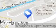 Map Edge   The Service Company Shawnee, United States