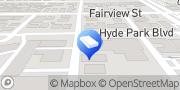 Map Farah Law Houston, United States