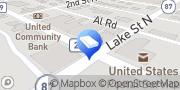 Map Centurylink Internet Frazee, United States