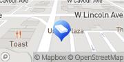 Map Centurylink Internet Fergus Falls, United States