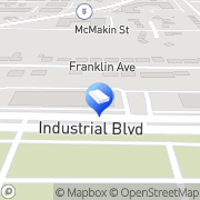Map Two Men and a Truck McKinney, United States
