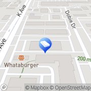 Map Chrome Heating & Air Conditioning Plano, United States