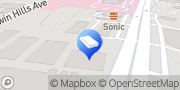 Map U-Haul Moving & Storage at Greenville Ave Dallas, United States