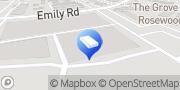 Map Twin City Security Dallas Dallas, United States