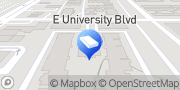 Map Arrive on University Dallas, United States
