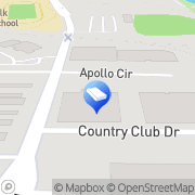 Map Homepro Services Carrollton, United States