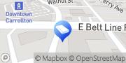 Map Olympus on Main Carrollton, United States