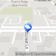 Map Coment One Hour Cleaners Grand Prairie, United States