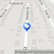 Map Affordable Roof Repair Denton Denton, United States