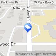 Map Legal Eagle Courier Service Pantego, United States