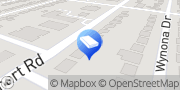 Map Notary Public and Fingerprinting 24 Hours Corpus Christi, United States