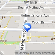 Map Locksmith in OKC Oklahoma City, United States