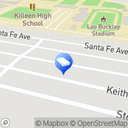 Map Sonrise Services Killeen, United States